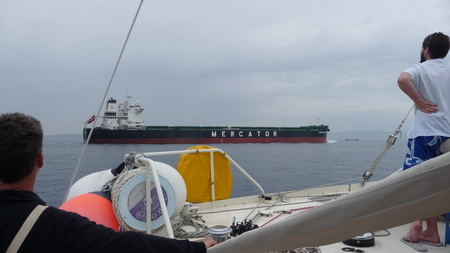 Tanker Strasse von Gibraltar-6