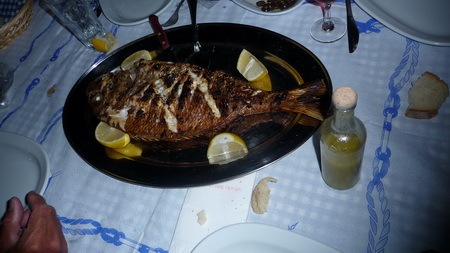 Taverne Fisch