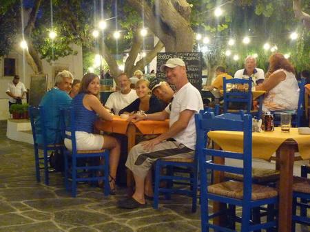Taverne Folegandros
