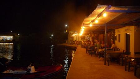Taverne Georgios auf Sifnos-4