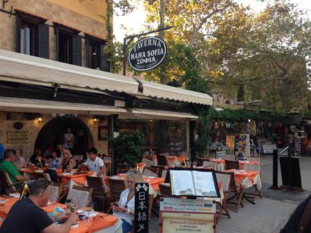 Taverne MAMA SOFIA_Rhodos