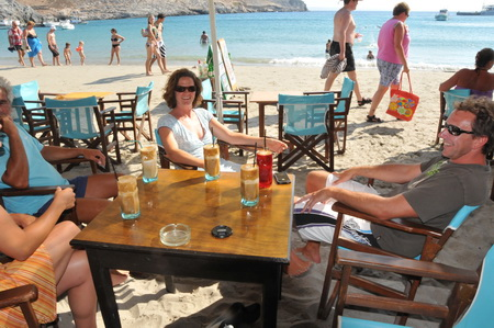 Taverne Pserimos