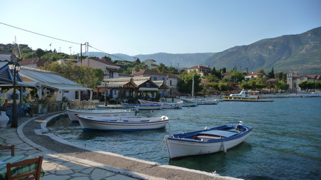 Taverne am Hafen