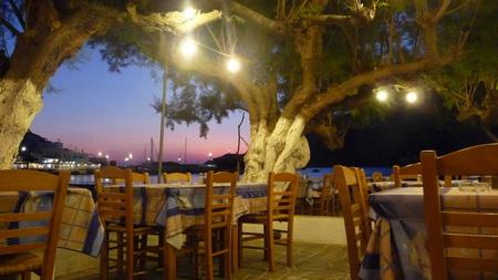 Taverne Ormos Kamares