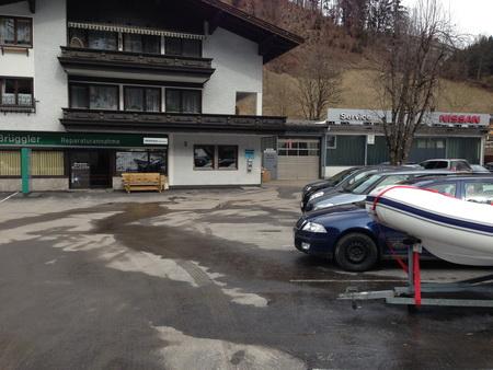 Trailerparkplatz