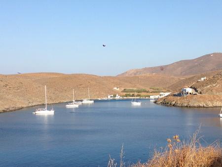 Umgebung von Loutra auf Kythnos