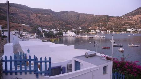 Vathy auf Sifnos