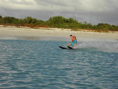 Wasserski-Barbuda