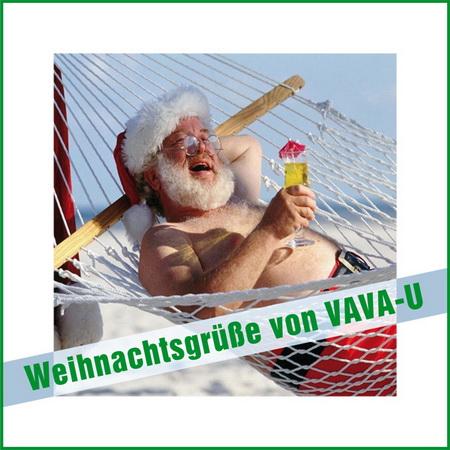 Weihnachtsgrüsse von der VAVA-U